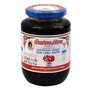 Čili pasta s thajskou bazalkou COCK BRAND 200 g