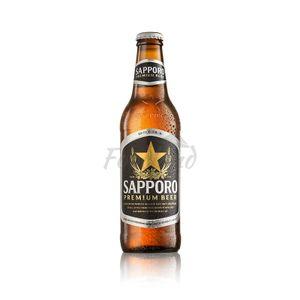 Pivo SAPPORO premium 330 ml
