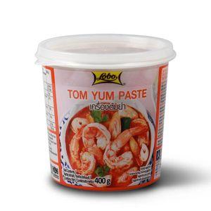 Tom Yum pasta LOBO 400g