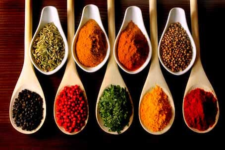 Seven kinds of spices and cancer - Asian food | Foodland