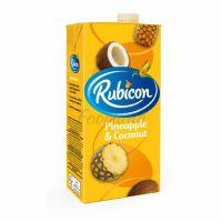 Ananásový a kokosový džús RUBICON 1000 ml