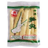 Bambusové výhonky nakladané v slanej vode COCK BRAND 454 g