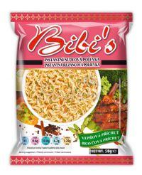 Instantná polievka - bravčová príchuť - Bibi's - 50 g