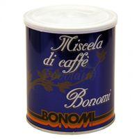 Mletá káva v plechovke BONOMI 250g