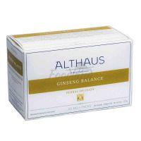 Bylinný čaj - Ginseng Balance ALTHAUS 20x1,75g