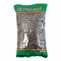 CHIA semienka z Peru EL PLEBEYO 500g