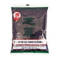 Čierne sezamové semienka COCK BRAND 227 g