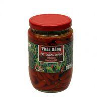 Čili paprika v kyslom náleve 500/ 365 g