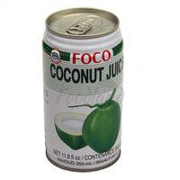Džús z mladého kokosu FOCO 350ml