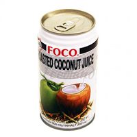 Nápoj zo zrelého kokosu FOCO 350ml