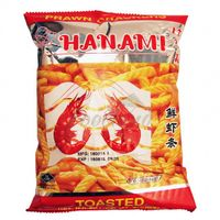 Krevetie krekry HANAMI 60 g