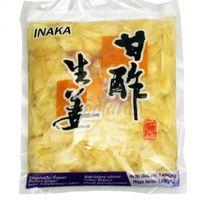 Nakladaný zázvor na suši- Natural INAKA 1,45 kg