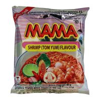 Instantná rezancová TOM YUM Krevetová polievka MAMA 90 g