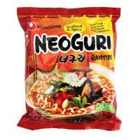 NEOGURI RAMYUN Morské plody Instantná štipľavá polievka NONGSHIM 120 g