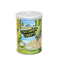 Kokosové čipsy JD FOOD 60 g