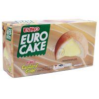 Koláče s vaječným krémom EURO CAKE 204g