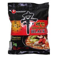 SHIN RAMYUN BLACK Kórejské instantné rezance NONGSHIM 130 g
