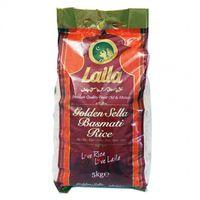 Basmati ryža - LAILA GOLDEN SELLA- 5kg