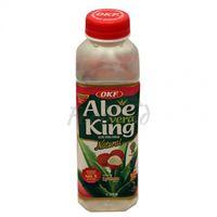 Nápoj ALOE VERA JAHODA - OKF KING 500 ml