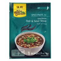 Ostro kyslá polievka Sichuan ASIAN HOME GOURMET 50g