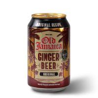 Pivo zázvorové OLD JAMAICA 330 ml
