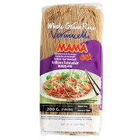 Ryžové rezance tenké z celozrnej ryže MAMA 200 g