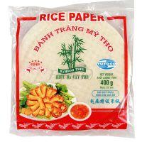 Ryžový papier na pražené jarné rolky MY THO 400g