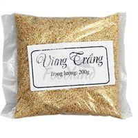Sušené biele sezamové semienka 200g