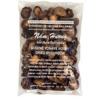 Sušené huby shitake/ šitake (húževnatec jedlý) NAM HUONG 100 g