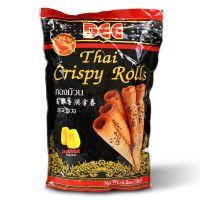 Thajské chrumkavé rolky s príchuťou chlebovníka DEE 150g