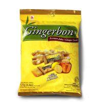 Zázvorové cukríky s citrónom a medom Gingerbon 125 g