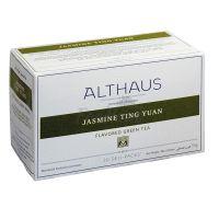Zelený čaj - Jasmine Ting Yuan ALTHAUS 20x1,75g