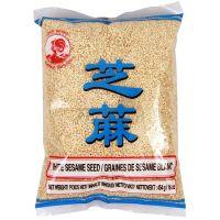 Biele sezamové semienka COCK BRAND 454 g