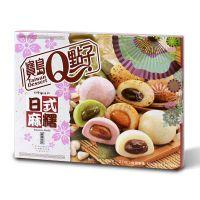 Japonské koláče MOCHI mix balenie - Q Brand 600 g