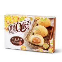 Japonský koláč Mochi s arašidami Q Brand 210 g