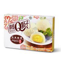 Japonský koláč Mochi s durianom Q Brand 210 g