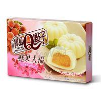 Japonský koláč Mochi s liči Q Brand 210 g