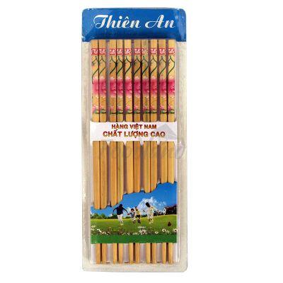 Jedálne bambusové paličky THIEN AN 23 cm