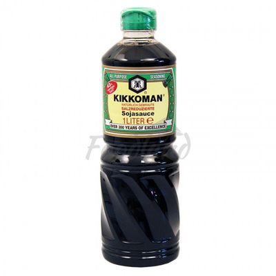 Sójová omáčka (menej solí) KIKKOMAN 1000ml