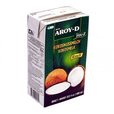 Kokosové mlieko - AROY-D 1000ml