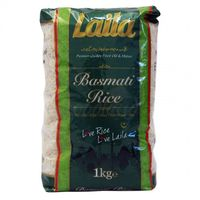 Basmati ryža - LAILA - 1 kg
