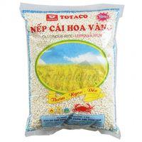 Lepkavá ryža NEP CAI HOA VANG 1kg