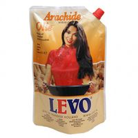 Arašidový olej LEVO 750ml