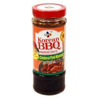 Marináda na kuracie a bravčové mäso KOREAN BBQ 500g
