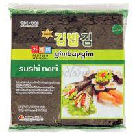 Morské riasy na suši SUSHI NORI GIMBAPGIM 50 listov