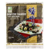 Morské riasy na suši YAKI SUSHI NORI JHFOODS 10 listov