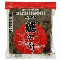 Morské riasy SUSHINORI na suši RED INAKA 50 listov