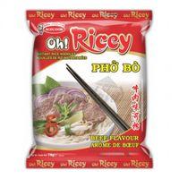 PHO BO - Instantná hovädzia polievka - Oh! Ricey 70 g