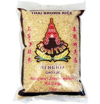 Hnedá ryža ROYAL THAI 1 kg