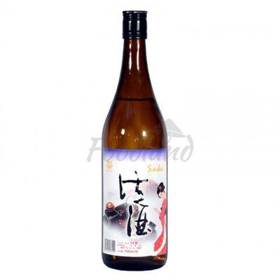 Saké - Alkoholický nápoj z fermentovanej ryže 750ml